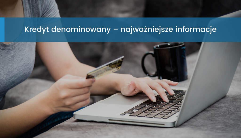 Kredyt denominowany