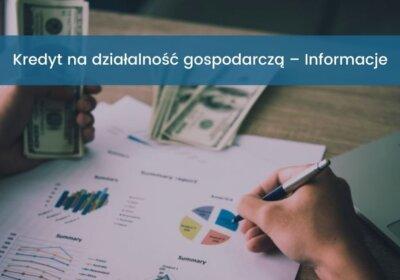 Kredyt na działalność gospodarczą grafika