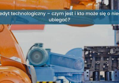 Kredyt technologiczny